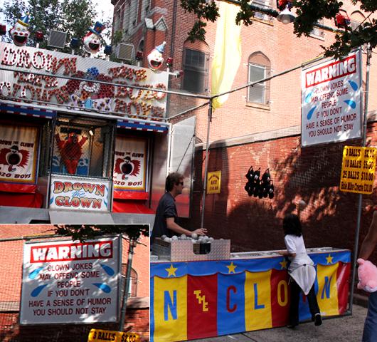 NYではチビッコに人気のお祭りに出てる射的ゲームの屋台_b0007805_12283336.jpg