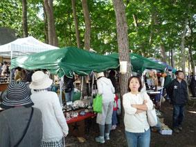クラフト市in小岩井農場_e0148212_1017930.jpg