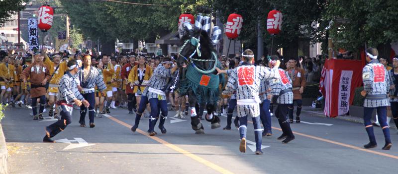 藤崎宮秋の例大祭。_b0044115_735023.jpg