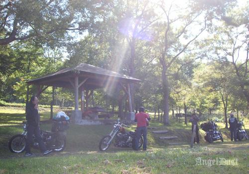 キャンプ場、良かったですよ_d0126264_19562614.jpg