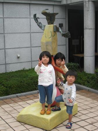 香月泰男美術館_d0025421_1774747.jpg