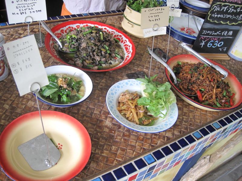 絶品、タイ料理♪【葉山 自家製天然酵母 カノムパン】_b0153224_21161282.jpg