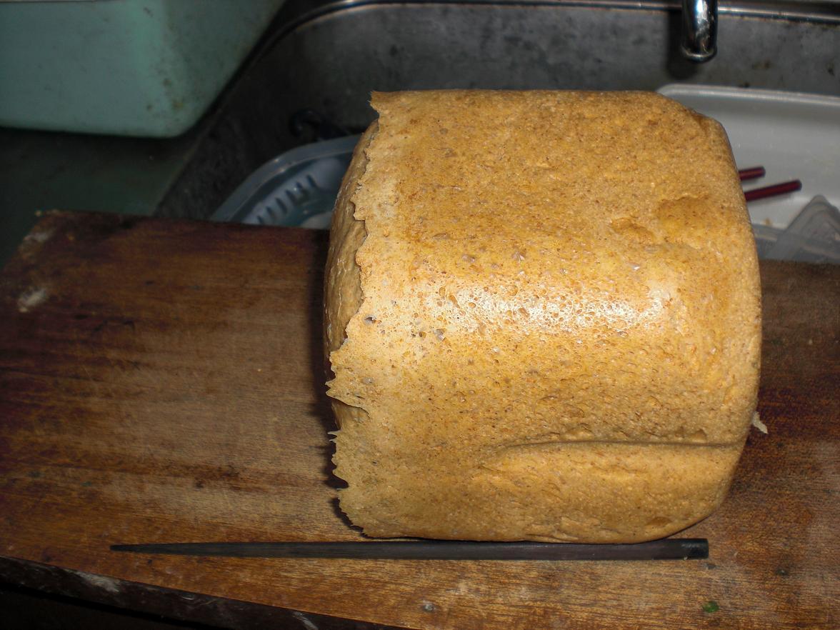 食パン/ナンブコムギ_c0048643_20441562.jpg