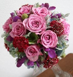 Wedding Bouquet *090919*_a0118355_1749193.jpg