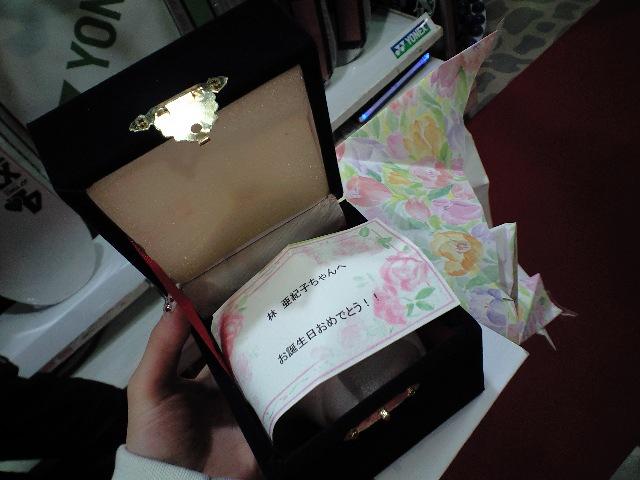 YONEX 神田ツアー MINAMI SPAZIO ②_c0151965_14572786.jpg