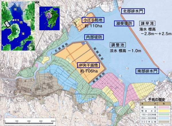調整池の水は一月の排出量。_c0052876_2059401.jpg