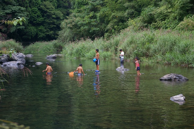 下市町森林公園やすらぎ村オートキャンプ_e0139376_020666.jpg