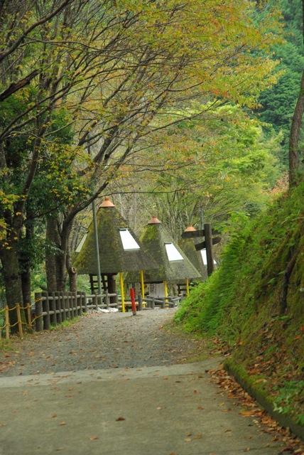 下市町森林公園やすらぎ村オートキャンプ_e0139376_0293951.jpg