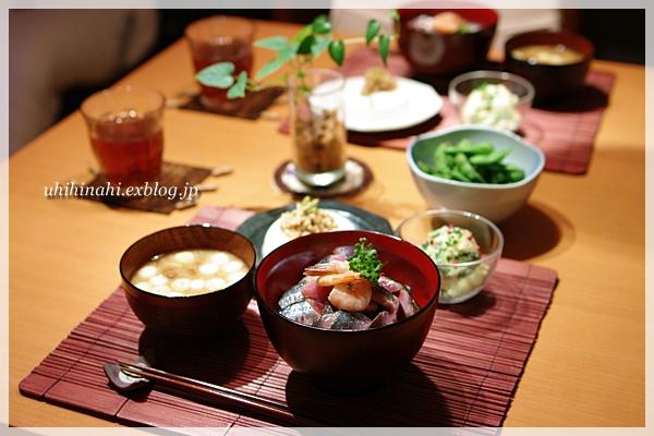 秋刀魚丼_f0179404_215518.jpg