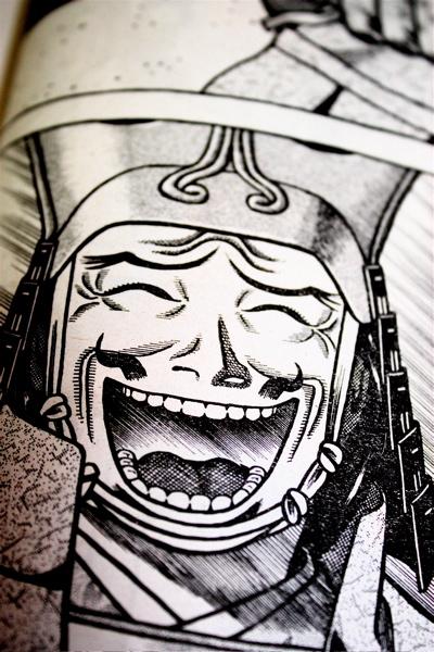 vol.658. 超キムチE〜『へうげもの』掲載号・モーニング43号は9月24日(木)発売 _b0081338_0184955.jpg