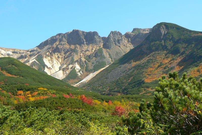 秋の十勝岳連峰(その3)_b0068572_2345463.jpg
