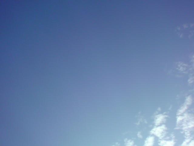 「青空〜!」_e0051174_723559.jpg