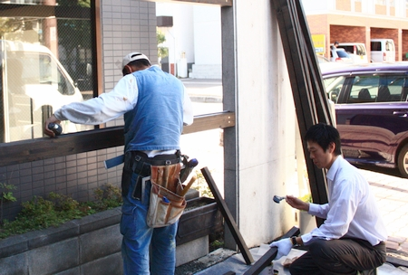 お庭(極狭)改造計画_c0198981_1072650.jpg