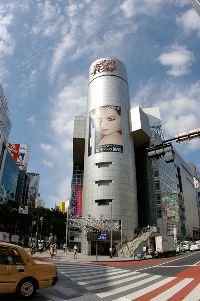 9月24日(木)今日の渋谷109前交差点_b0056983_15535254.jpg