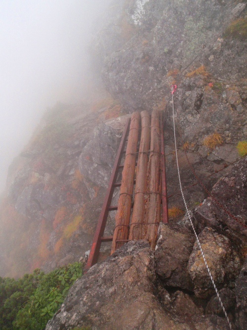 南岳から下山・・・_c0177814_10504511.jpg