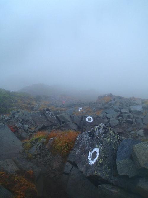 南岳から下山・・・_c0177814_1051630.jpg