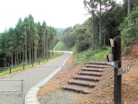 偵察登山 滝空山(松江北山) 単独_d0007657_13333950.jpg