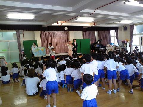 松風幼稚園でコンサートをしました_f0019063_1803883.jpg