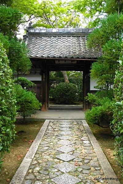 ワタシ的京都ガイド 2009 『源光庵』_c0156468_2048482.jpg