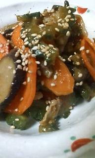 干した野菜ちゃん。_c0164268_19131615.jpg