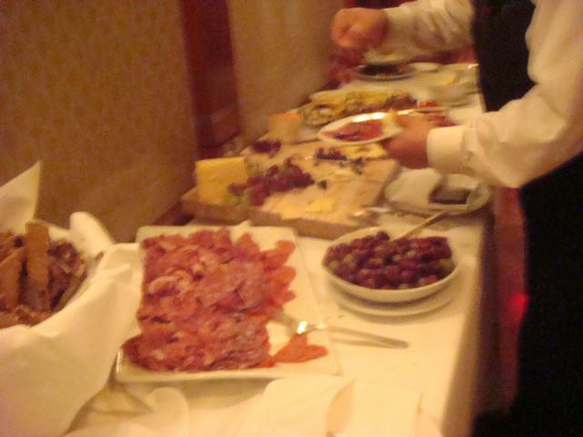 味覚の秋の晩餐パーティーで、_d0100880_0483098.jpg