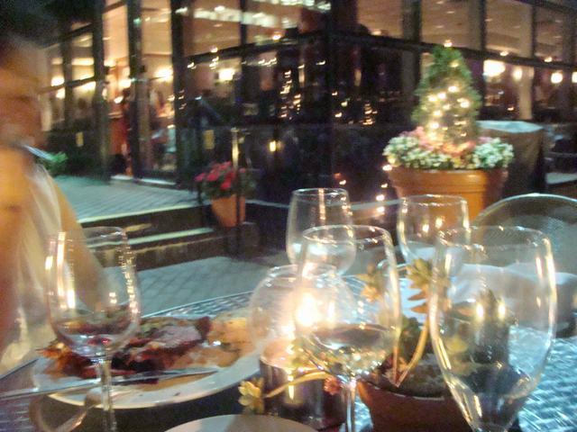 味覚の秋の晩餐パーティーで、_d0100880_193370.jpg