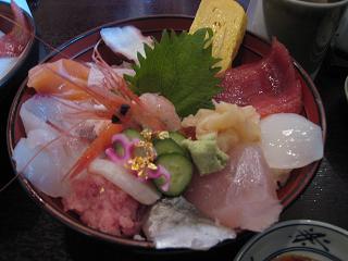 海鮮丼♪_f0202682_20111074.jpg