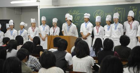 9月26日、27日NSCカレッジでは体験入学を開催しています。  その2_b0110019_162067.jpg