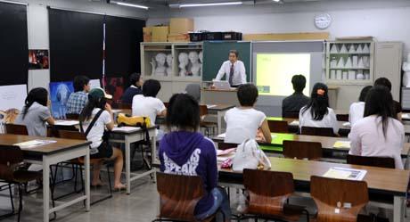 9月26日、27日NSCカレッジでは体験入学を開催しています。  その3_b0110019_18132436.jpg