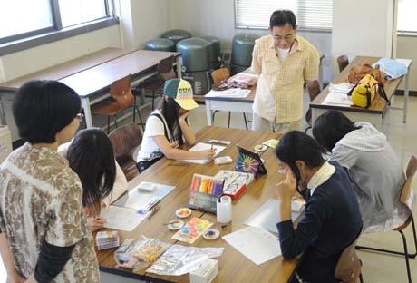 9月26日、27日NSCカレッジでは体験入学を開催しています。  その3_b0110019_1816105.jpg