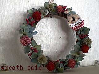 welcome wreath_c0207719_18181236.jpg