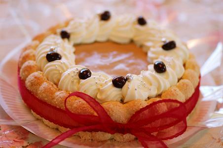 超~可愛い♪みんなの作ったケーキ=*^-^*=にこっ♪_e0071324_20471491.jpg