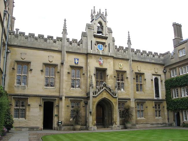 Sidney Sussex College_a0086828_1425368.jpg