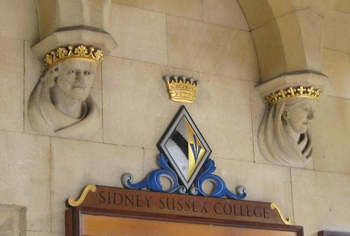 Sidney Sussex College_a0086828_1433047.jpg