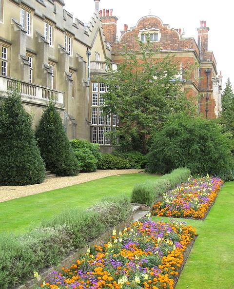 Sidney Sussex College_a0086828_1541932.jpg