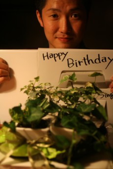 happy  birthday SHINGO_b0093830_23475569.jpg