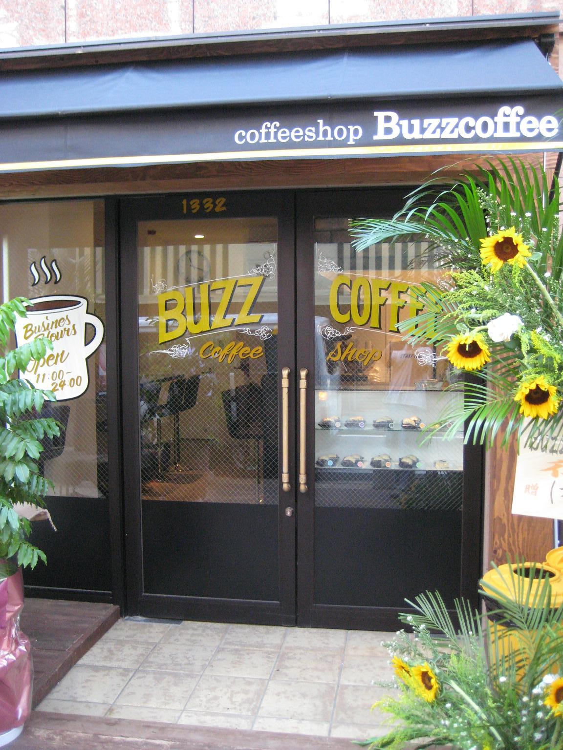 BUZZ COFFEE_c0146581_1420842.jpg