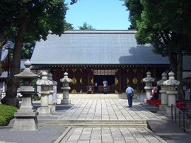 松蔭神社 (世田谷の寺社③)_c0187004_1639152.jpg