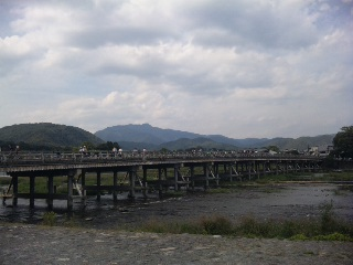 嵐山に来ています_f0042307_165301.jpg