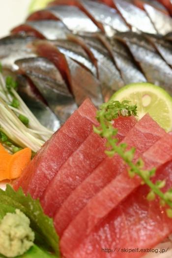 秋刀魚のお刺身2009♪_c0134734_11619.jpg