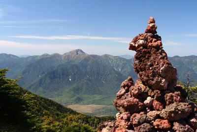 北関東の百名山を2つ登るⅡ 男体山 2486m 栃木県_d0055236_1725106.jpg