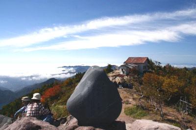 北関東の百名山を2つ登るⅡ 男体山 2486m 栃木県_d0055236_17335081.jpg