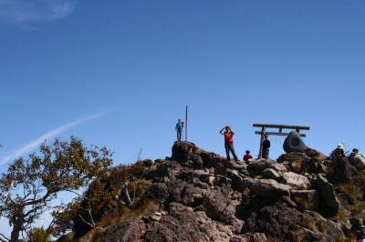 北関東の百名山を2つ登るⅡ 男体山 2486m 栃木県_d0055236_17341468.jpg