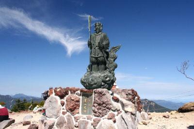 北関東の百名山を2つ登るⅡ 男体山 2486m 栃木県_d0055236_17343523.jpg