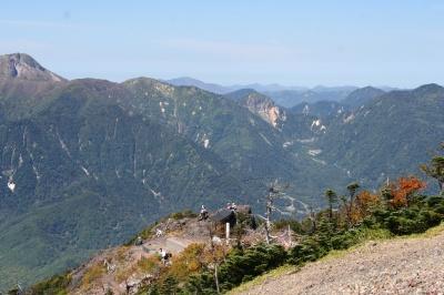 北関東の百名山を2つ登るⅡ 男体山 2486m 栃木県_d0055236_1739202.jpg