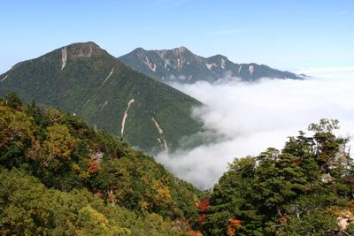 北関東の百名山を2つ登るⅡ 男体山 2486m 栃木県_d0055236_1813910.jpg