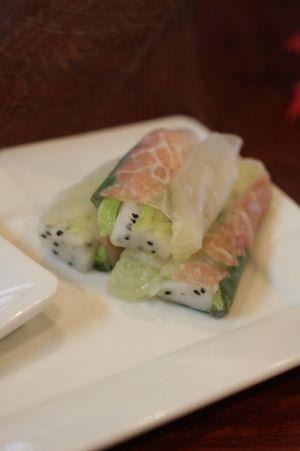 fete a la maison  若菜先生のお料理_b0188357_1419127.jpg