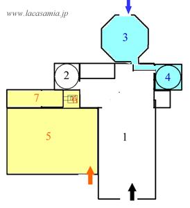 メディチ家300年の霊廟~サン・ロレンツォ聖堂_f0106597_23491356.jpg