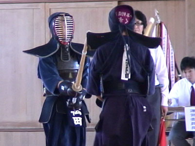 中学剣道 新人戦 at大聖寺武道館_d0093903_0591851.jpg