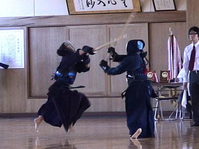 中学剣道 新人戦 at大聖寺武道館_d0093903_0592927.jpg
